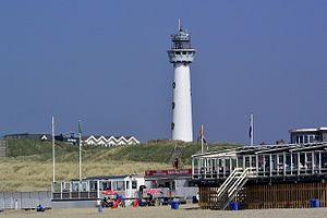 Egmond (municipality) - Egmont from the sea