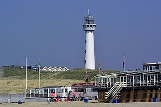 Egmond (municipality) - Egmont from the sea