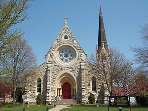 Trinity Episcopal Cathedral (Davenport, Iowa)