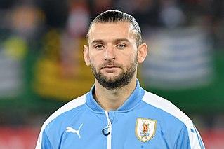 Gastón Silva Uruguayan footballer
