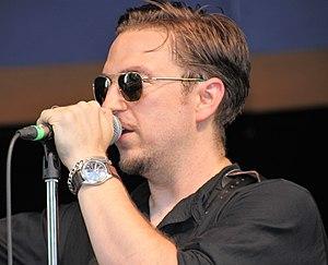 JD McPherson - McPherson  in 2017