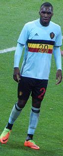 Christian Benteke Belgian footballer