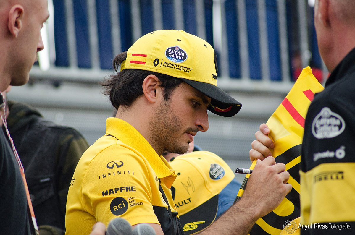 2018 BMW 3 Series >> Carlos Sainz Jr. - Wikipedia, la enciclopedia libre
