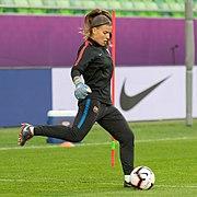 2019-05-17 Fußball, Frauen, UEFA Women's Champions League, Olympique Lyonnais - FC Barcelona StP 0789 LR10 by Stepro.jpg