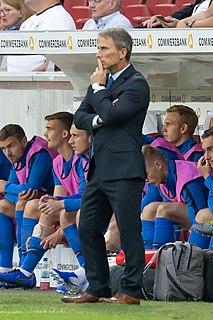 Martin Reim Estonian manager and footballer