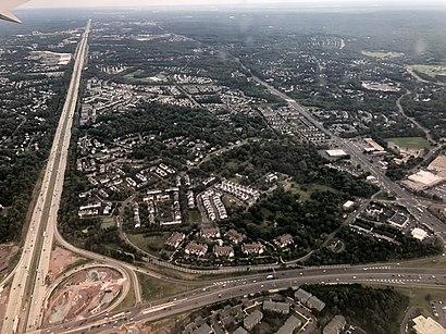 Cómo llegar a Centreville, VA en transporte público - Sobre el lugar