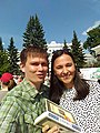 2019 Library in the Park event by Tatarstan National Library 24.jpg