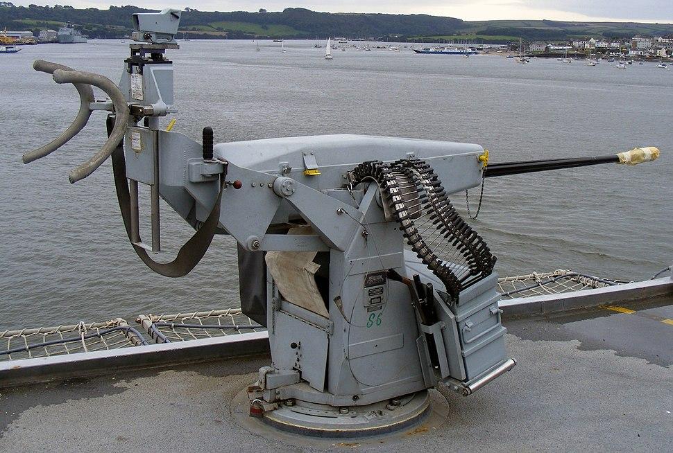 20mm gun