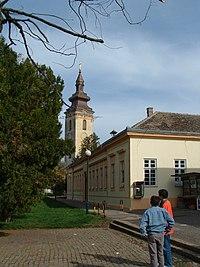 21 Шашинци - грађевине у средишту села - Šašinci - the Buildings in Village Centre.JPG