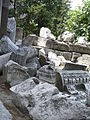 2268.Das römische Theater-zu Zeiten des röm.Kaisers Augustus errichtet.Montag 2.Juli 2007.JPG