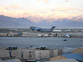 22d Airlift Squadron C-5 taking off from Bagram Air Base Afghanistan.jpg