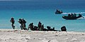 22nd Marine Expeditionary Unit storms the beach during Bright Star 2009 DVIDS212859.jpg