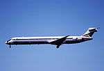 230dc - Delta Air Lines MD-90-30, N909DA@LAX,25.04.2003 - Flickr - Aero Icarus.jpg