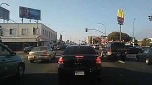 23rd Street (Richmond, California) - 23rd Street and MacDonald Avenue