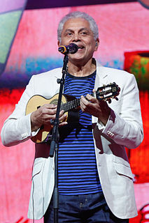 Paulinho da Viola Brazilian musician