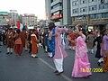 26. Samsun Uluslararası Halk Dansları Festivali Hindistan geçişi by Öner Akgün.jpg