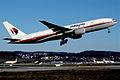 268ap - Malaysia Airlines Boeing 777-2H6ER; 9M-MRO@ZRH;07.12.2003 (5398092340).jpg
