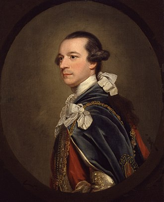 Charles Watson-Wentworth, 2nd Marquess of Rockingham - Image: 2nd Marquess of Rockingham