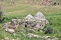 3. Graves and cemetery surrounding Shiekh Jibril Ibn Imam Musa Al-Kazim shrine. Sulaymaniyah governorate, Iraqi Kurdistan.jpg