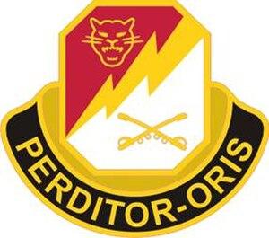 316th Cavalry Brigade - Image: 316 Cav Bde DUI