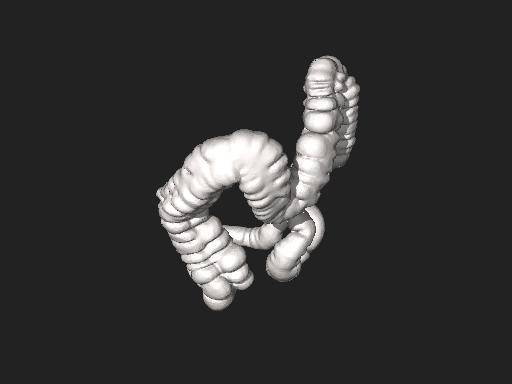3DPX-002736 Large intestine Nevit Dilmen