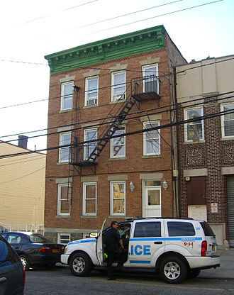 Boston Marathon bombing - An apartment was searched in West New York, New Jersey that belonged to a sister of the Tsarnaevs.