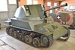 40M Nimród – Hungarian Anti-Aircraft tank (23946899598).jpg