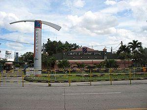 Cavite Economic Zone - Entrance to Cavite Export Processing Zone (Rosario side)