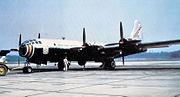 421st ARS Boeing YKB-29T-90-BW Superfortress 1954
