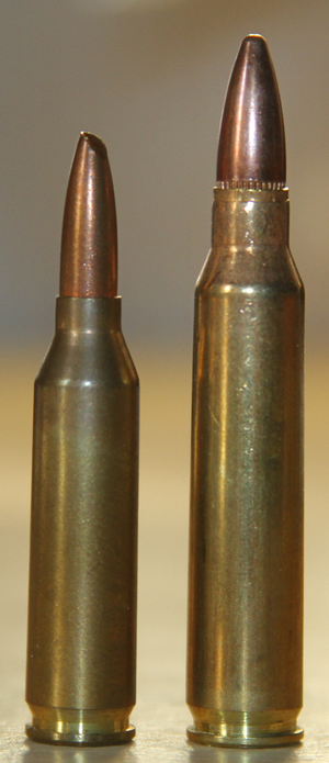 4.6×36 mm - Image: 46and 223