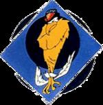 508th Bombardment Squadron - Emblem