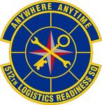 512 Logistics Readiness Sq emblem.png