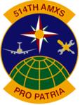 514 Aircraft Maintenance Sq emblem.png