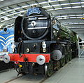 60163 Tornado, Locomotion Shildon, 28 April 2010 (01).JPG