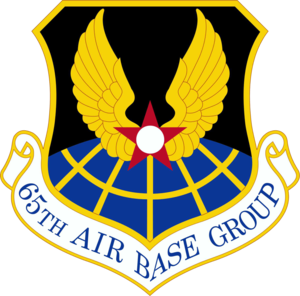 65th Air Base Group - Image: 65 Air Base Group