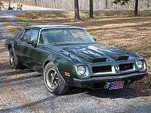 Pontiac Firebird Wikipedia