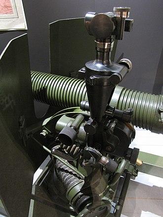 Leonid Kurchevsky - Image: 76mm DRP recoilless gun sights