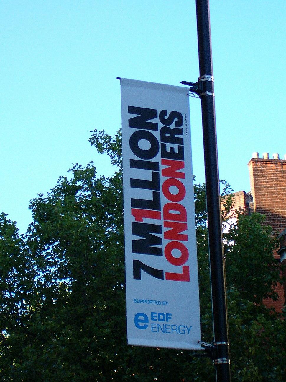 7 Million Londoners 1 London