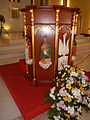 9605jfOur Lady Lourdes Parish Church Angelesfvf 40.JPG