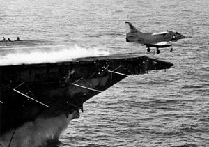 A-4C VA-34 launching from USS Intrepid (CVS-11) 1967.jpg