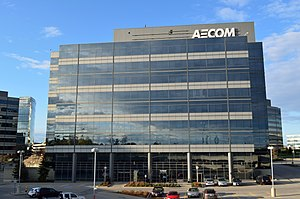 AECOM - AECOM office building