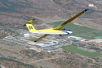 United States Air Force Academy - Cadets have the opportunity to fly gliders as part of their training