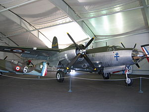 AF Martin B-26 Französische Luftwaffe Paris 070303.JPG