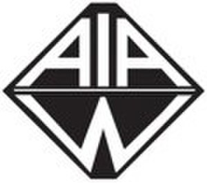Association for Intercollegiate Athletics for Women - The AIAW logo
