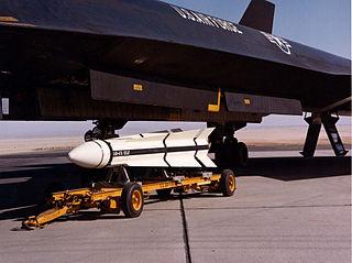 AIM-47 Falcon A long-range high-performance air-to-air missile