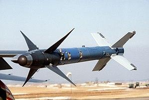 British Aerospace Hawk 200 - AIM-9L Sidewinder air-to-air missile