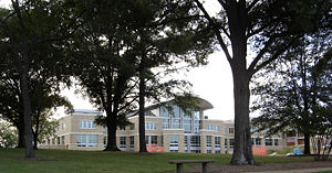 Arkansas State University - Arkansas State University student union, Jonesboro, Arkansas