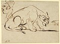 A Lioness and a Caricature of Ingres MET DP850477.jpg