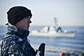 A Sailor stands watch. (24301902409).jpg