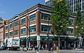 A building at the crossroad of Douglas and Broughton Street, Victoria, British Columbia, Canada 07.jpg